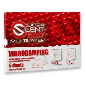 Silent Coat Multilayer Extra Volume Pack