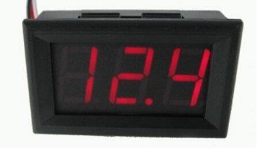 4Connect voltmeter