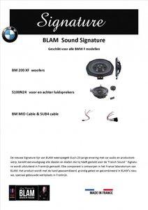 BLAM Sound Signature