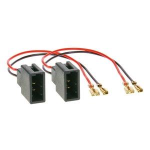 Speaker Adapter Kabel (2x)